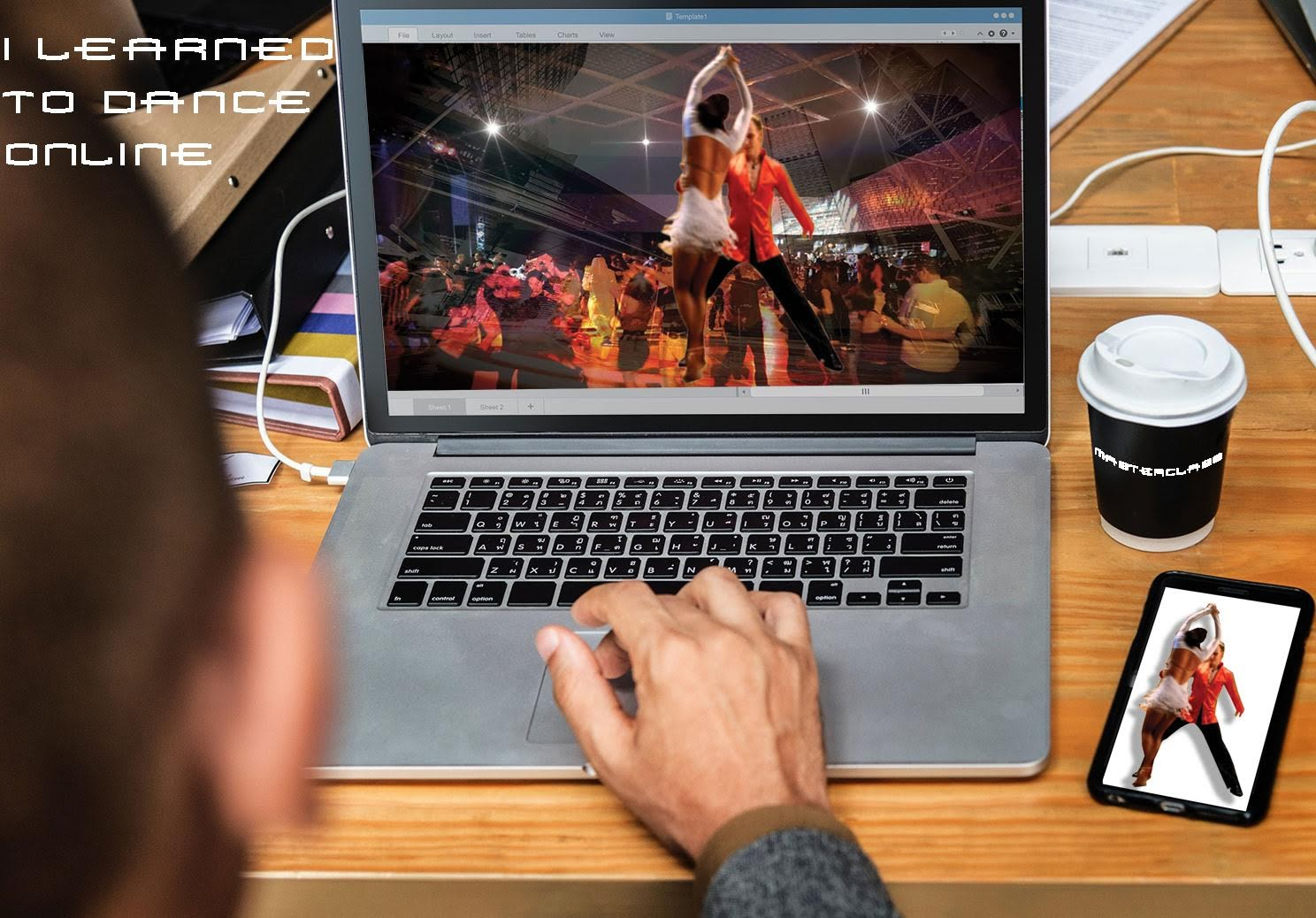 Salsa Academy Masterclass Dance Courses online