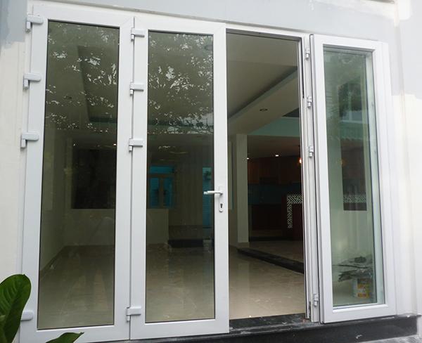 Cửa nhôm kính đẹp - kiến tạo vẻ đẹp hiện đại cho mọi công trình