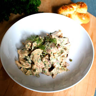 Chicken Salad With Capers Recipes.