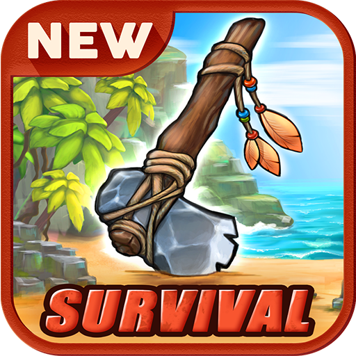 Survival Game: Lost Island PRO game for Android