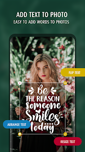 TextArt – Text to photo – Photo text edit Screenshot