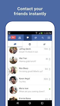 Facebook Lite APK screenshot thumbnail 3