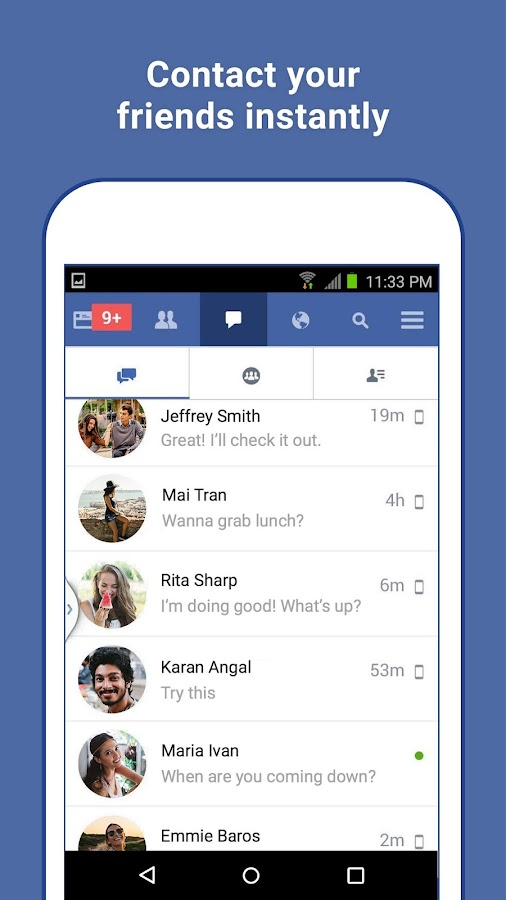 Facebook Lite- screenshot