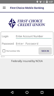 First Choice Mobile Banking- screenshot thumbnail