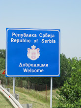 Photo: Day 77 - Our 12th Country - Serbia