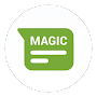 Magic SMS - Smart Auto Reply and Scheduled SMS APK icon