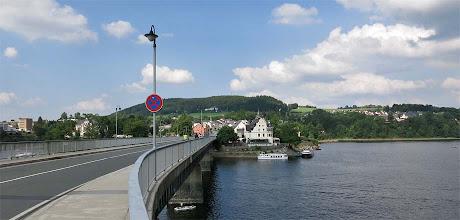 Photo: Saalburg