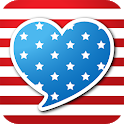 American Chat: Flirt chat, Dating, Free Chat icon