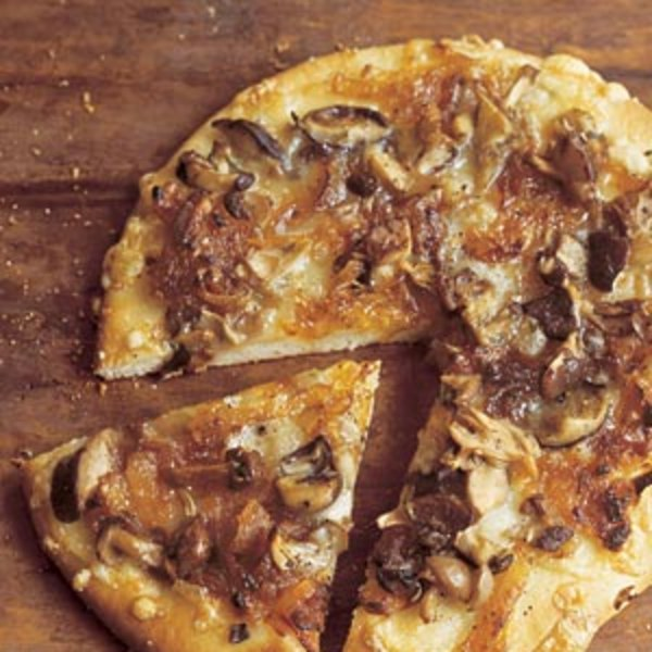 Wild Mushroom And Crescenza Pizza Recipes — Dishmaps