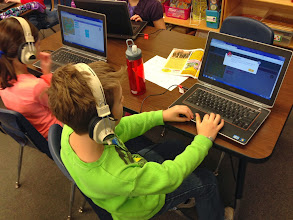 Photo: Williston Students Can Code