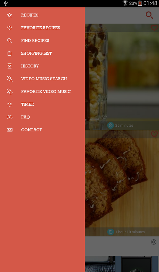 So Delicious Tasty Recipes- screenshot