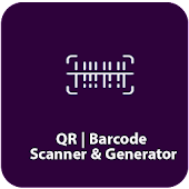 QR and Barcode Scanner and Generator