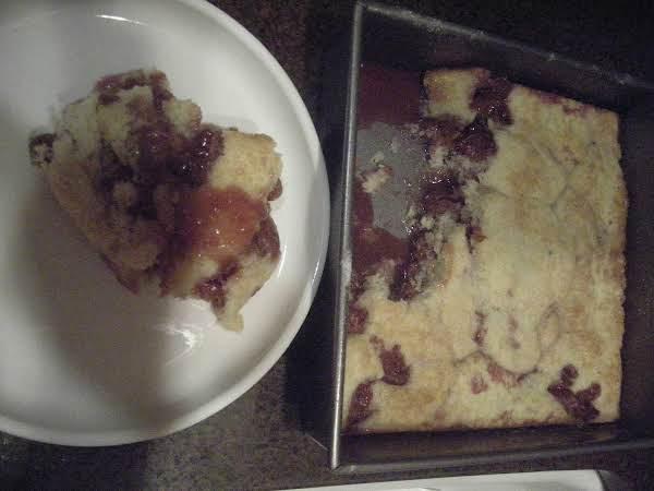 Cherry Pudding Cake Recipe