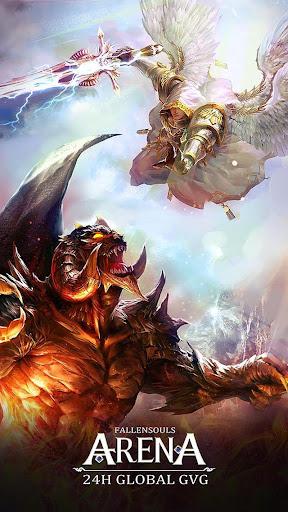 Fallen Souls - Dragon Battle screenshot 11