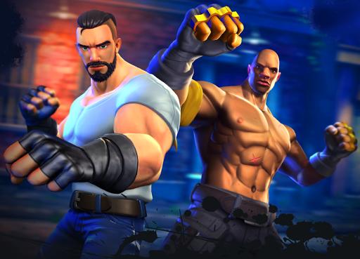 Final Street Fighting game Kung Fu Street Revenge apkpoly screenshots 2