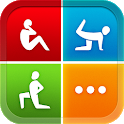 Lose weight 30 days - Home Gym Exercises icon