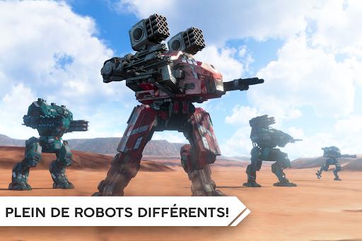 ROBOT WARFARE ONLINE  captures d'écran 2