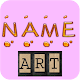Write your name with shapes -Name art photo editor for PC-Windows 7,8,10 and Mac