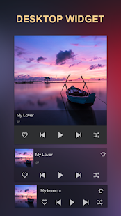 Music Player - Bass Booster - náhled