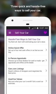 Cars.com – Find Cars and Trucks For Sale- screenshot thumbnail