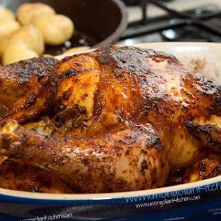 Chorizo & Paprika Roast Chicken.