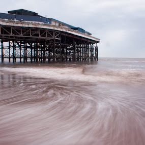 Tides In by Ami Hawker - Landscapes Waterscapes