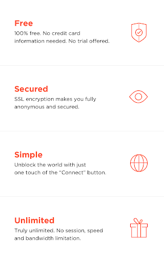 VPN Proxy Unlimited -Touch VPN