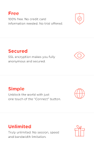 Free VPN Proxy & WiFi Privacy- screenshot thumbnail