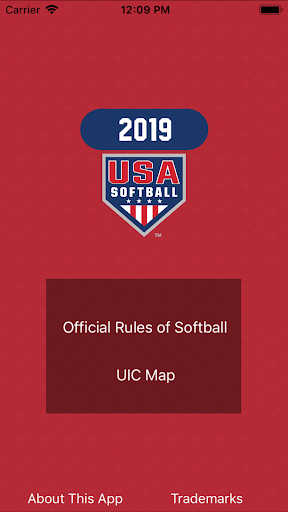 PC u7528 USA Softball Official Rules 1