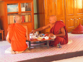 Zdjęcie: Kyat Kan Kyaung cave monastery in Bagan (Myanmar 2013) - fot. Paul Arps (https://www.flickr.com/photos/slapers/)