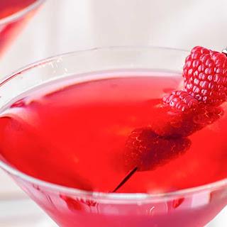 Love Potion Cocktail.