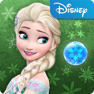 Frozen Free Fall Icon do Jogo