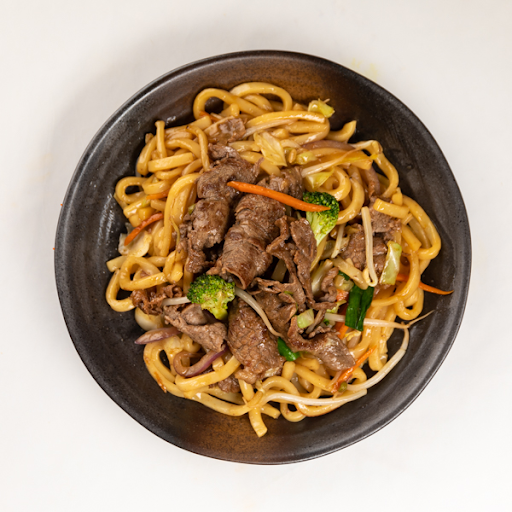 246. Japanese Beef Fried Udon