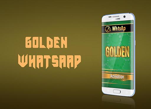 Golden Whatsa Plus PRANK for PC