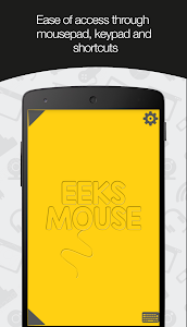 Eeks Mouse FREE screenshot 1