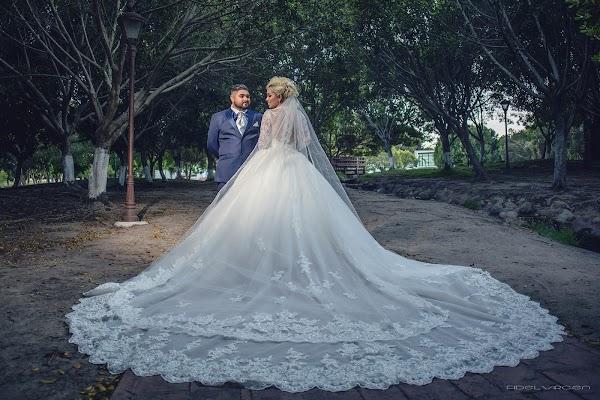 Fotógrafo de bodas Fidel Virgen (virgen). Foto del 05.04.2017