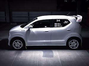 アルトワークス HA36S 4WD・5MTのカスタム事例画像 ゆずきらむさんの2018年10月04日22:09の投稿