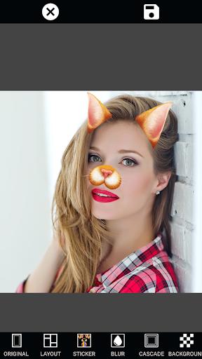 Beauty Makeup Selfie Camera MakeOver Photo Editor  screenshots 17
