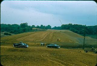 Photo: Dam August 16th, 1955