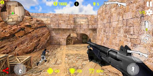 Gun Strike Mobile : Shooting Game  trampa 2