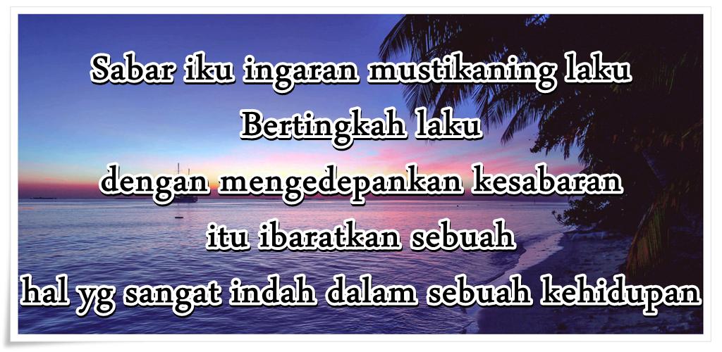960 Gambar Kata2 Motivasi Bahasa Jawa Gratis Terbaik