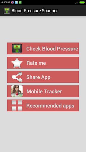BloodPressure Scanner Prank