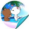 Lovely Bears Stickers For Whatsapp - WASticker APK