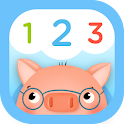 Numbers2Play - Learn to Count! icon