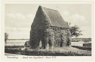 Photo: 1949 Kapel Gageldonk