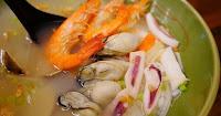 原味海產粥生魚片丼飯 華夏店