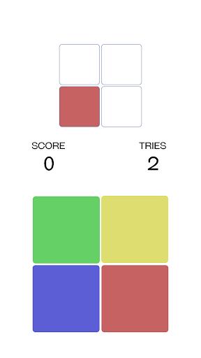 BTK : SHORT TERM MEMORY GAME