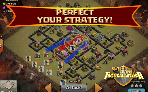 Tactical Advisor for CoC