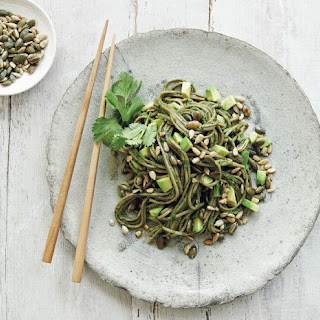 Make This Soba Noodle Salad With Asian Pesto