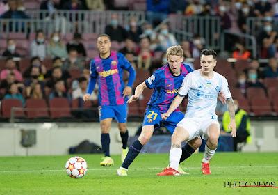 Nog meer averij voor Barcelona na Clasico: middenvelder tijdje buiten strijd